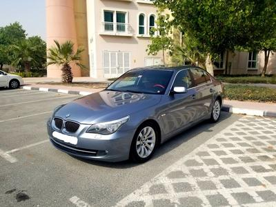 BMW 5-Series 2010 EXTREMELY CLEAN GCC 2010 BMW 523I V6 ESPECIAL...