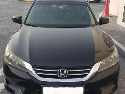 هوندا أكورد 2013 HONDA ACCORD 2013 Agency maintained .