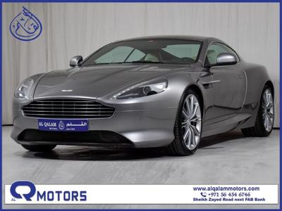 أستون مارتن Virage 2012 Aston martin Virage 2012 Only 30,000km  GCC