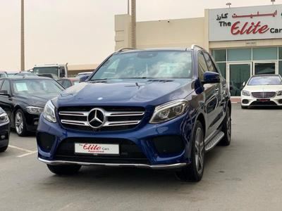 Mercedes-Benz GLE SUV 2017 [2017] MERCEDES GLE400//AMG// LOW MILEAGE UND...