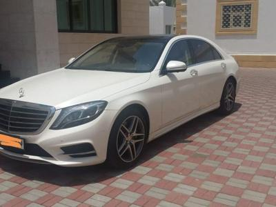 Mercedes-Benz S-Class 2015 Super Clean S550