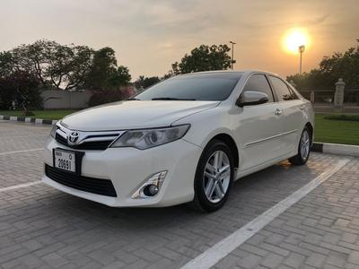 Toyota Camry 2015 Camry GCC space 2015 SE mid option totally fr...
