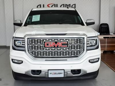 جي ام سي بيك أب 2018 GMC DENALI DOUBLE CABIN PICK UP 2018