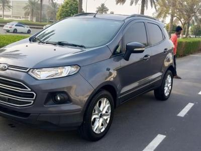 Ford Ecosport 2015 For sale ford Ecosport 2015 model mid Renge