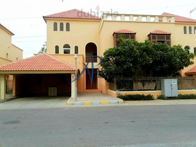 Property for Rent photos in Sas Al Nakhl Village: Lowest Price 4BR+M | 0% COMMISSION | 12 Cheques | SAS AL NAKHEL - 1