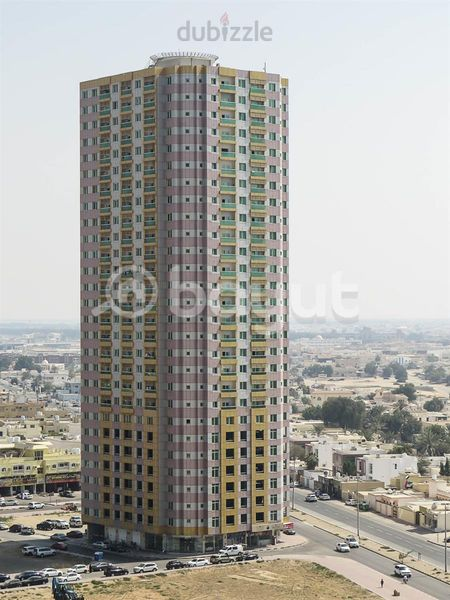Property for Rent photos in Al Nuaimia 3: TWO BED ROOM HALL FOR RENT AL ANWAR TOWER YEARLY BASIC - 1