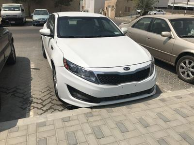 Kia Optima 2013 Kia Optima 2013, final price AED 18500