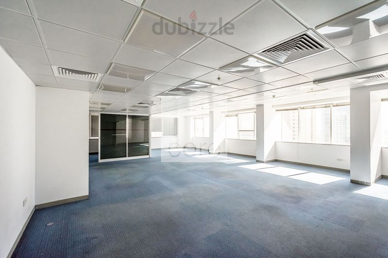 Mid Floor | Fitted Partitioned Office | DED