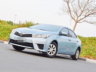 Toyota Corolla 2015 Corolla 2015, GCC, Good Condition
