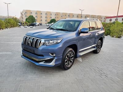 تويوتا برادو 2010 TOYOTA PRADO 2010 FACELIFTED 2020 V6 IN EXCEL...