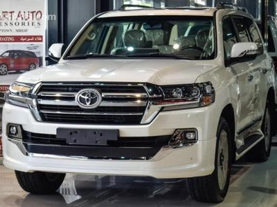 تويوتا لاند كروزر 2019 Toyota Land Cruiser GXR V8 Grand Touring - 20...