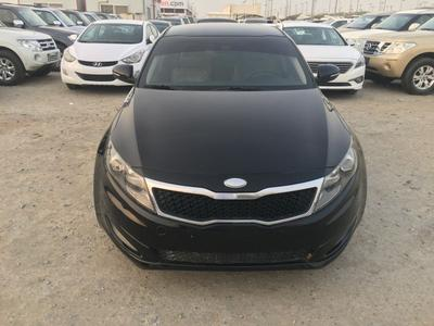 كيا أوبتيما 2014 kia optima 2014 blck color GCC calen car