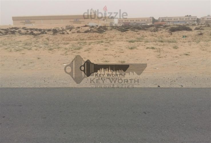 Property for Sale photos in : 29k Sq.ft. warehouse / Industrial  plot for sale in Ummul Quwain - 1