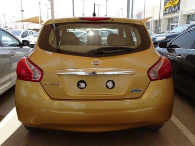 Nissan Tiida 2014 Nissan tiida fully automatic free accented