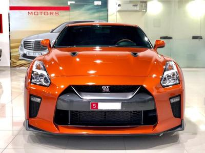 نيسان GT-R 2017 Nissan GT-R 2017 Full Option GCC Under Warran...