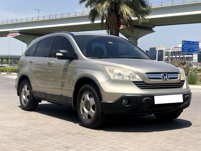 Honda CR-V 2008 2008 HONDA CR-V LX 2.4 GCC Accident Free!