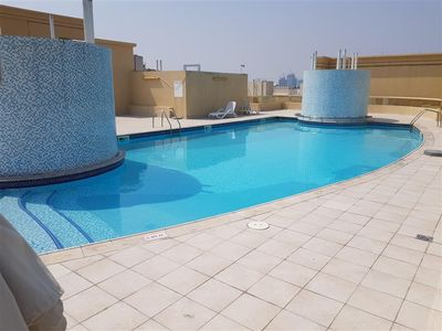 Property for Rent photos in Al Mankhool: 1 Month Free+Chiller Free Studio Only 35K, Back Side Spinneys - 1