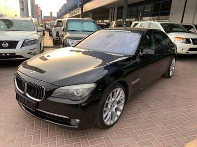 BMW 7-Series 2011 Gorgeous BMW 750LI - Top Of The Line - 1st Ow...