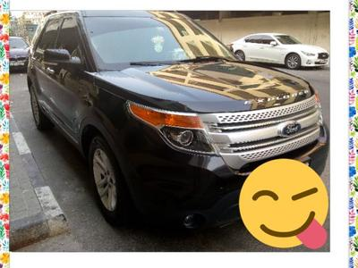 Ford Explorer 2014 REDUCED PRICE Ford explorer 2014 xlt TOP