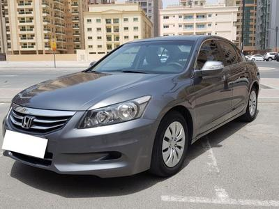 هوندا أكورد 2012 ACCORD 2012 FULL HONDA SERVICED AL FUTTAIM GU...